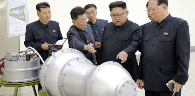 North Korea Announces Successful Hydrogen Bomb Test, Here's What You Need to Know