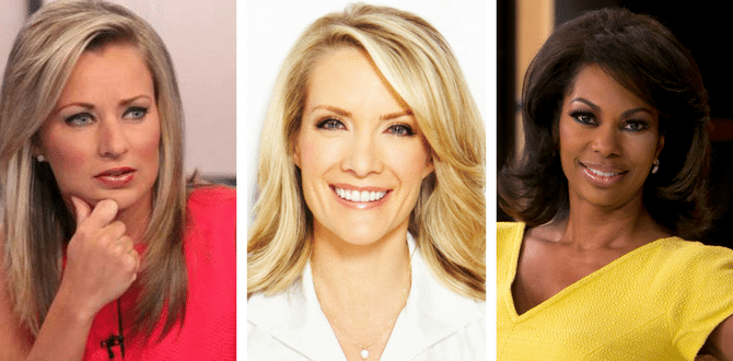 Sandra Smith, Dana Perino, Harris Faulkner To Host New Daytime Shows At Fox News Channel