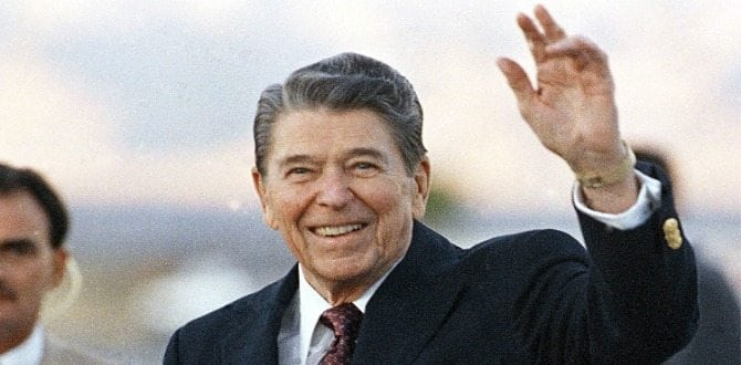 6 Books To Read If You Love Ronald Reagan