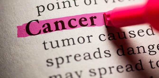 23 Cancer Terms To Know
