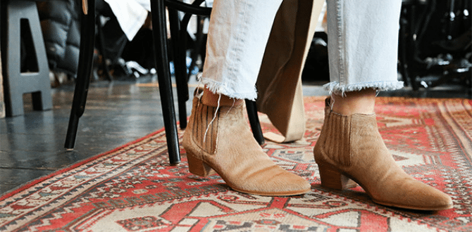 Save, Spend, Splurge: 6 Pairs Of Fall Booties For Every Budget
