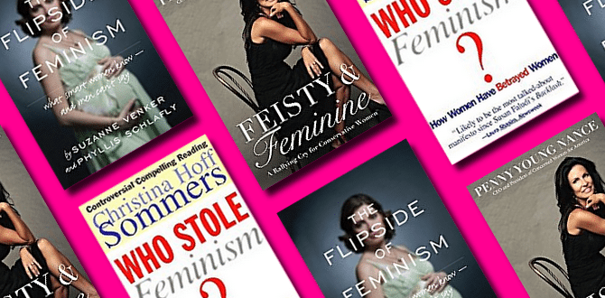 6 Conservative Books About Feminism That Should Be On Your Bookshelf