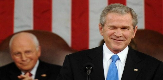 43 Reasons George W. Bush Is A National Treasure