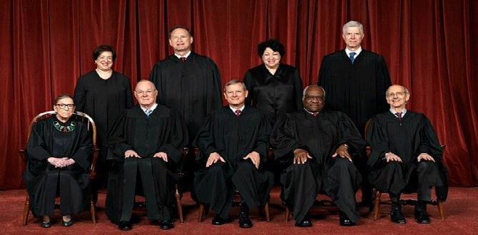 The United States Supreme Court's Term Has Begun: Here's What To Watch