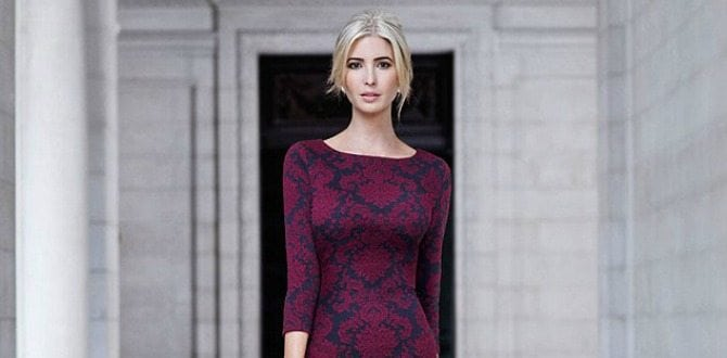 15 Girl Boss Quotes From Ivanka Trump
