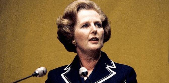 6 Books To Read About Margaret Thatcher