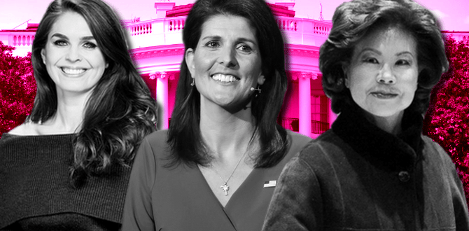 9 Powerful Women Working In The Trump Administration