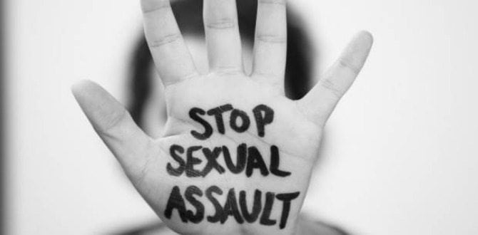 Stop Politicizing Sexual Assault