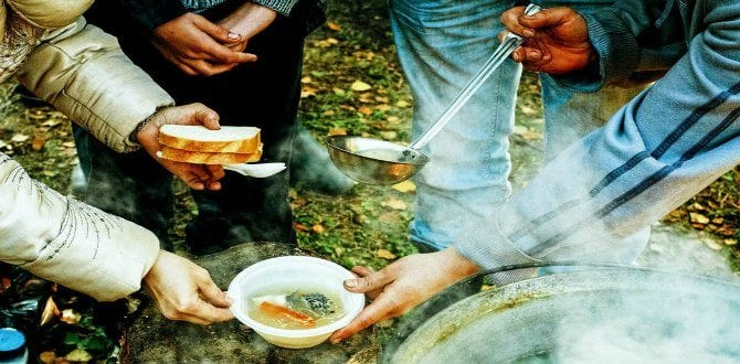 5 Ways To Give Back To The Homeless In Your Community