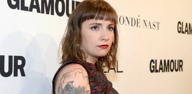 5 Absolutely Outrageous Things Lena Dunham Has Said (So Far)