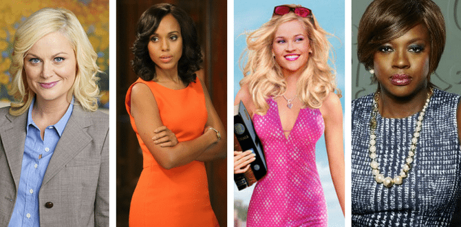 7 Lessons Every Woman Can Learn From Pop Culture's Most Beloved Girl Bosses