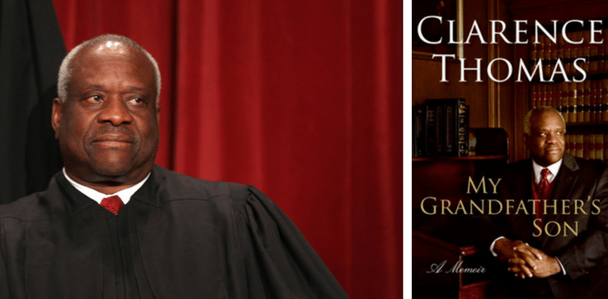 I Read Clarence Thomas's Autobiography, And Here Is What I Learned