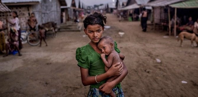 The Myanmar Refugee Crisis Explained