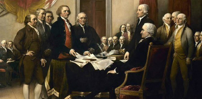 Your Guide To Each Of The Founding Fathers Contributions To America