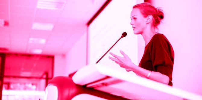 A Girl's Guide To Giving A Killer Presentation