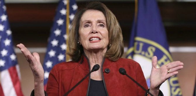 "Nancy Pelosi Calls $1,000 ""Crumbs,"" Here's 20 Things You Can Do With $1,000"
