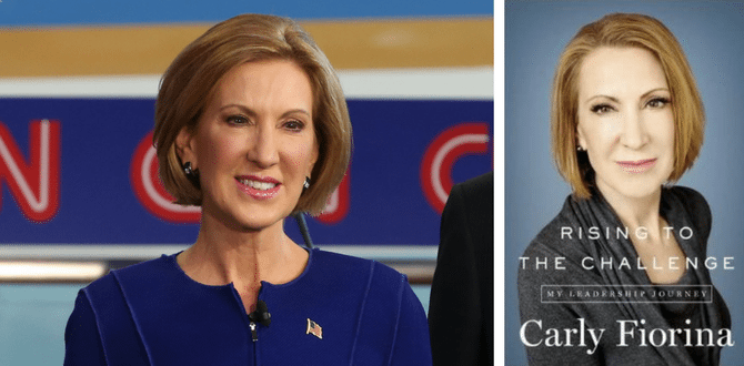 BOOK REVIEW: Carly Fiorina Shows Us How We Can Rise to the Challenge