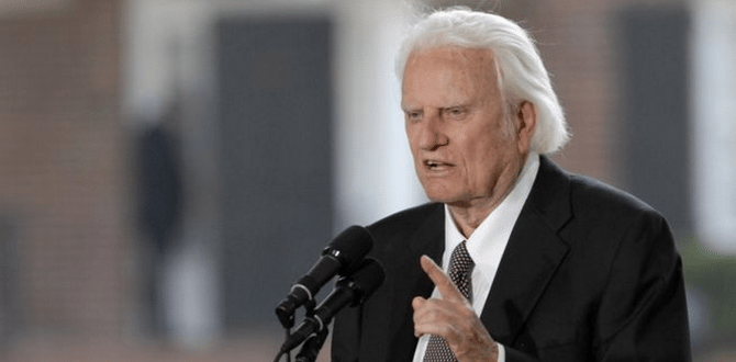 The Legacy of Billy Graham From A North Carolinian
