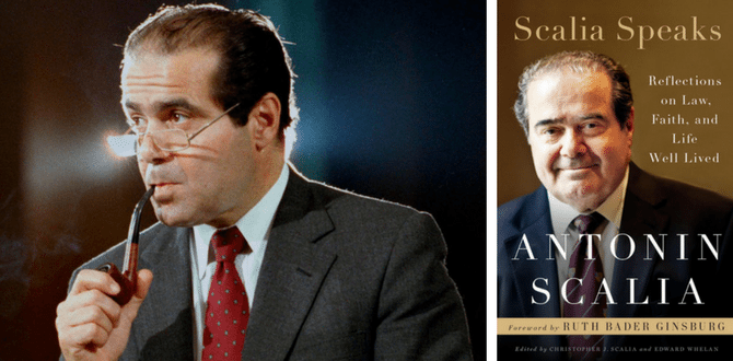 BOOK REVIEW: 'Scalia Speaks' Showcases Antonin Scalia's Legacy