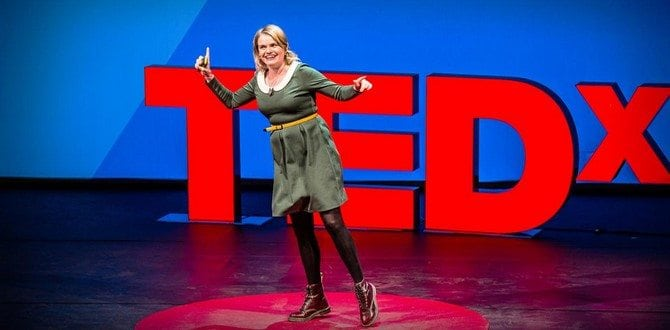 10 Inspiring TED Talks Every Twenty Something Should Watch
