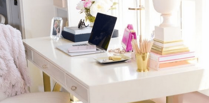 12 Items Every Woman Should Have At Her Desk At Work