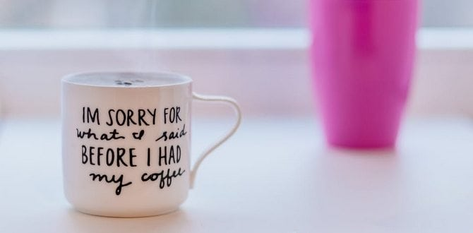 7 Must Have Mugs For The Girl Who Drinks Too Much Coffee