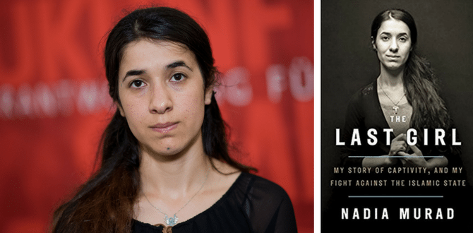 In The Last Girl, Nadia Murad Inspires with Her Fight Against the Islamic State