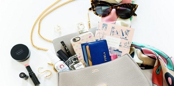 7 Essentials That Should Always Be In Your Work Bag