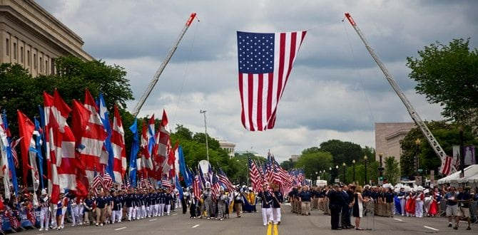 6 Things To Do For Memorial Day In Washington DC