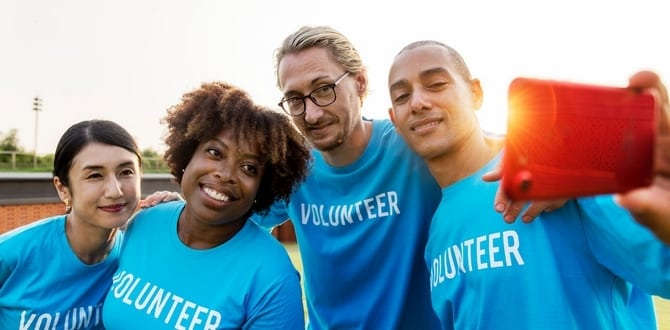 4 Ways To Volunteer During Summer Break