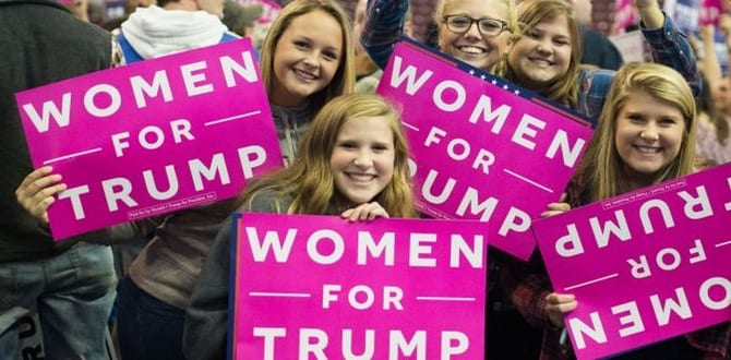 To The Girl Who Unapologetically Supports President Trump: You're Not Alone