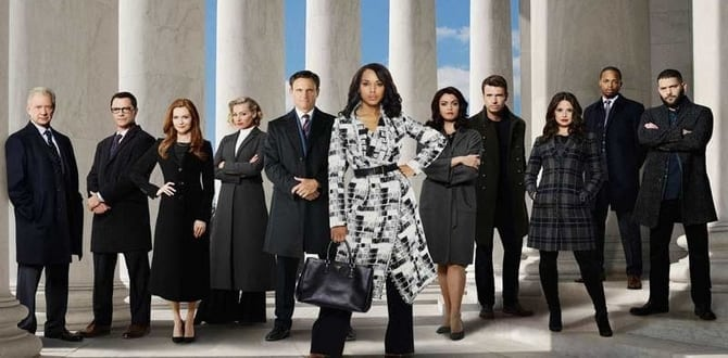 "QUIZ: Which ""Scandal"" Character Are You?"