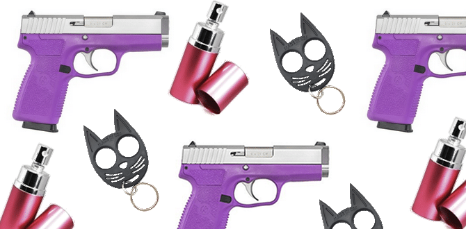 5 Best Self Defense Products For Women