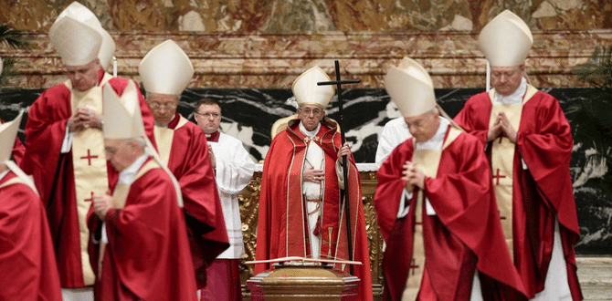 Practicing Catholicism In the Midst of Corruption In The Church