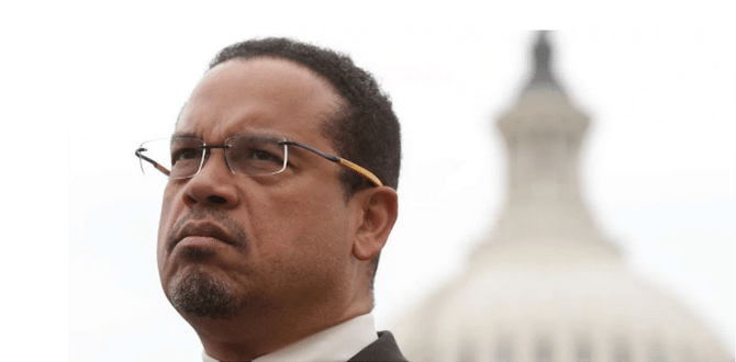 The Left's Double Standard of Keith Ellison And His Abuse Allegations