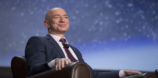 Jeff Bezos Donates $10 Million To A Super PAC Designed To Elect Military Veterans