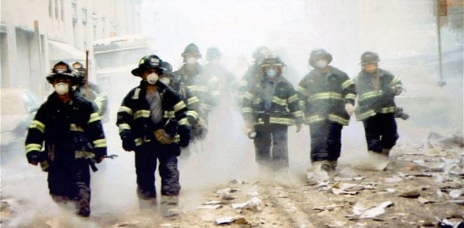 9/11 Fund Seeks To Help First Responders Years After The Terrorist Attack