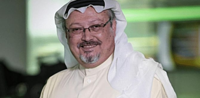 Breaking Down The Jamal Khashoggi Case