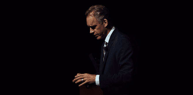 I Went To See Jordan Peterson Live, Here's What I Learned