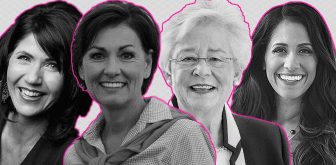Meet The 4 Republican Women Running For Governor Of Their State