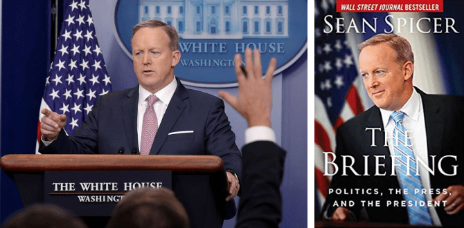 BOOK REVIEW: The Briefing By Sean Spicer