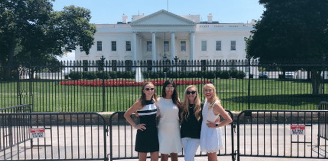 How She Got That Internship: Isabel's Internship At The White House