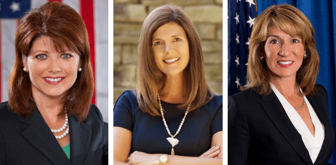 Meet The 12 Republican Women Running For Lieutenant Governor Of Their State