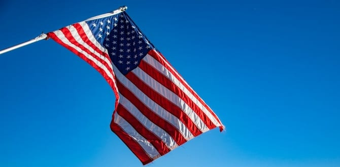 I Am Thankful for The United States of America