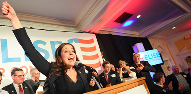 Representative Elise Stefanik Launches PAC To Support Republican Women
