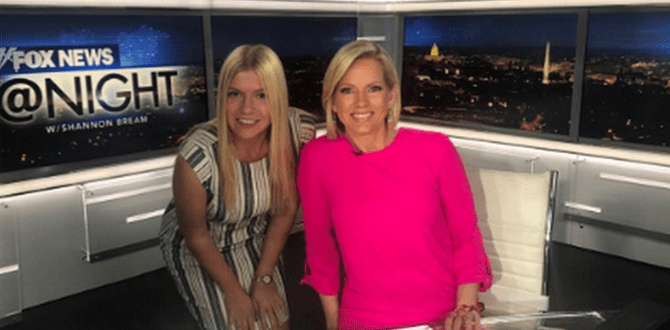How She Got That Internship: Ashley's Internship At Fox News Channel