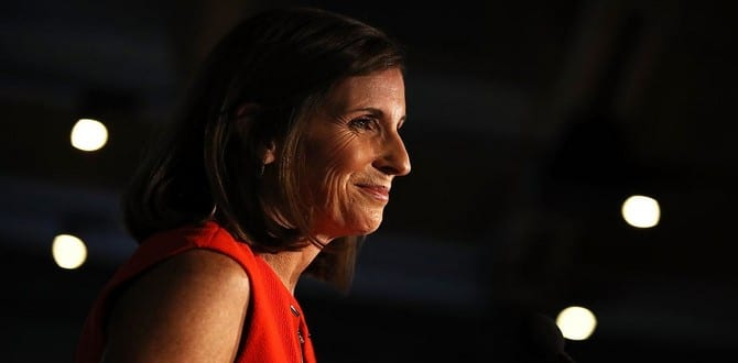 Martha McSally Appointed To Fill John McCain's Senate Seat