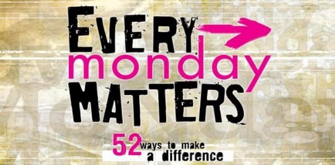BOOK REVIEW: Every Monday Matters Is The Book You Need To Slay 2019