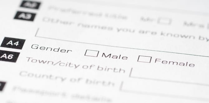 The Dangers of New York's New Birth Certificate Gender Option