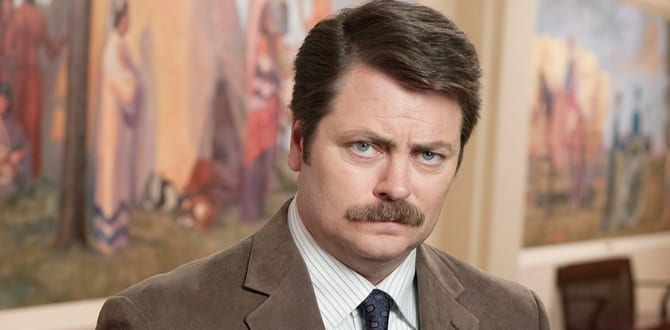 10 Ron Swanson Quotes That Describe How All Conservatives Feel